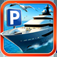 3D Boat Parking Simulator Game - Real Sailing Driving Test Run Marina Park Sim Games. logo