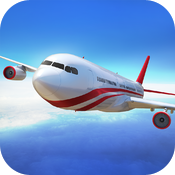 Download Flight Pilot Simulator 3D by Fun Games For Free free for iPhone, iPod and iPad
